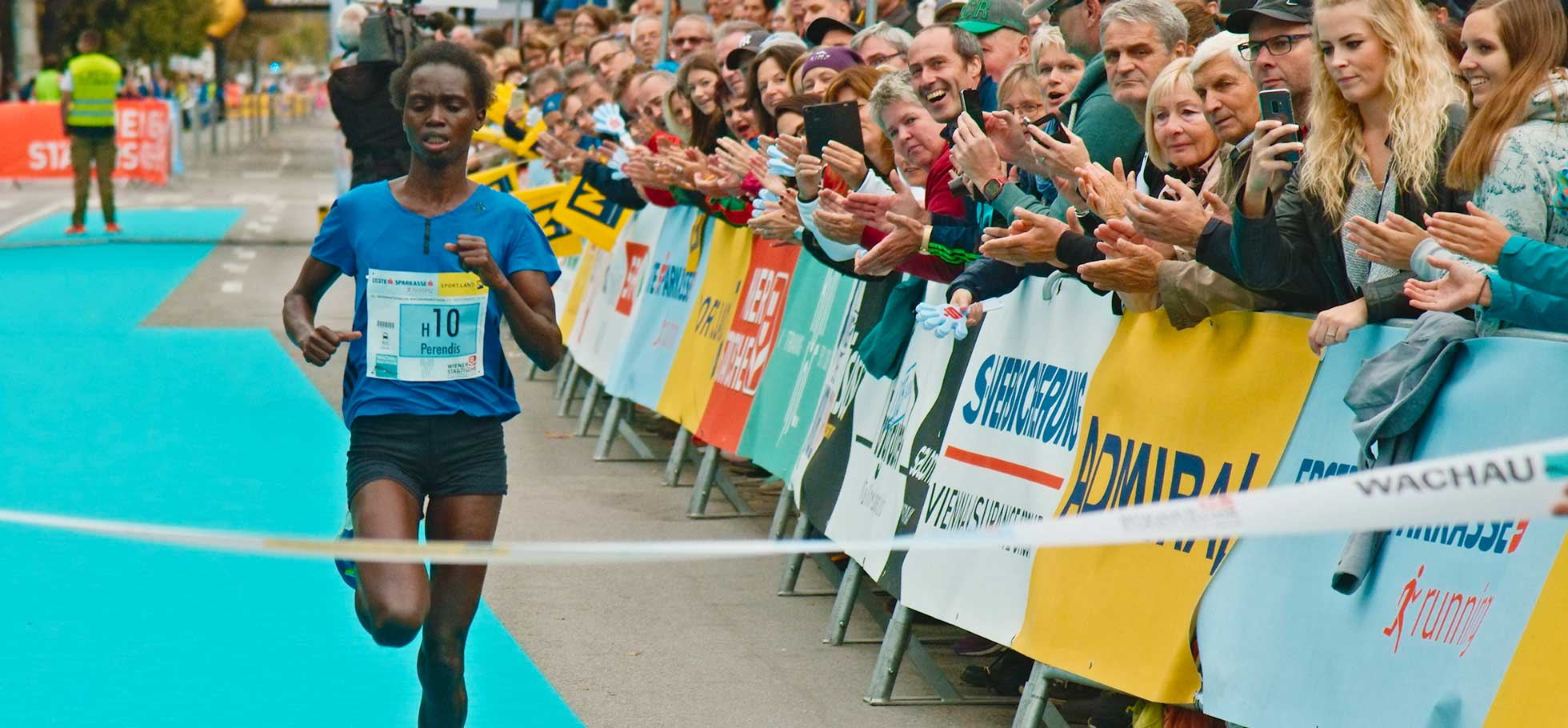Perendis Lekapana sets new course record in Austria