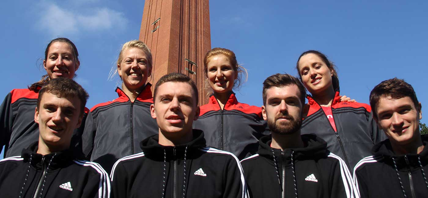 Run-Fast Birmingham team