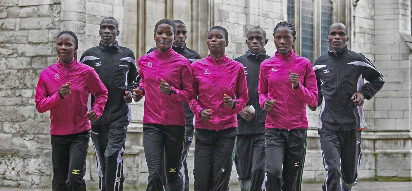 TEAM RUN-FAST TRAINING IN LONDON